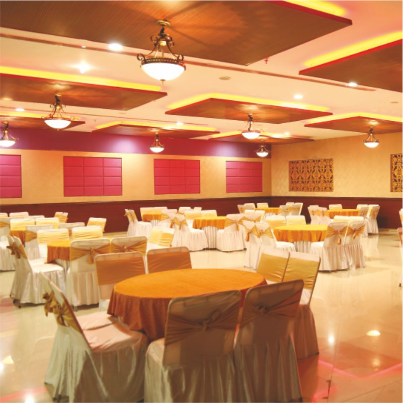 Hotel Website Creative - Square - Imperial hall - 1