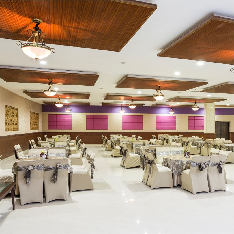 Hotel Website Creative - Square - Imperial hall - 2