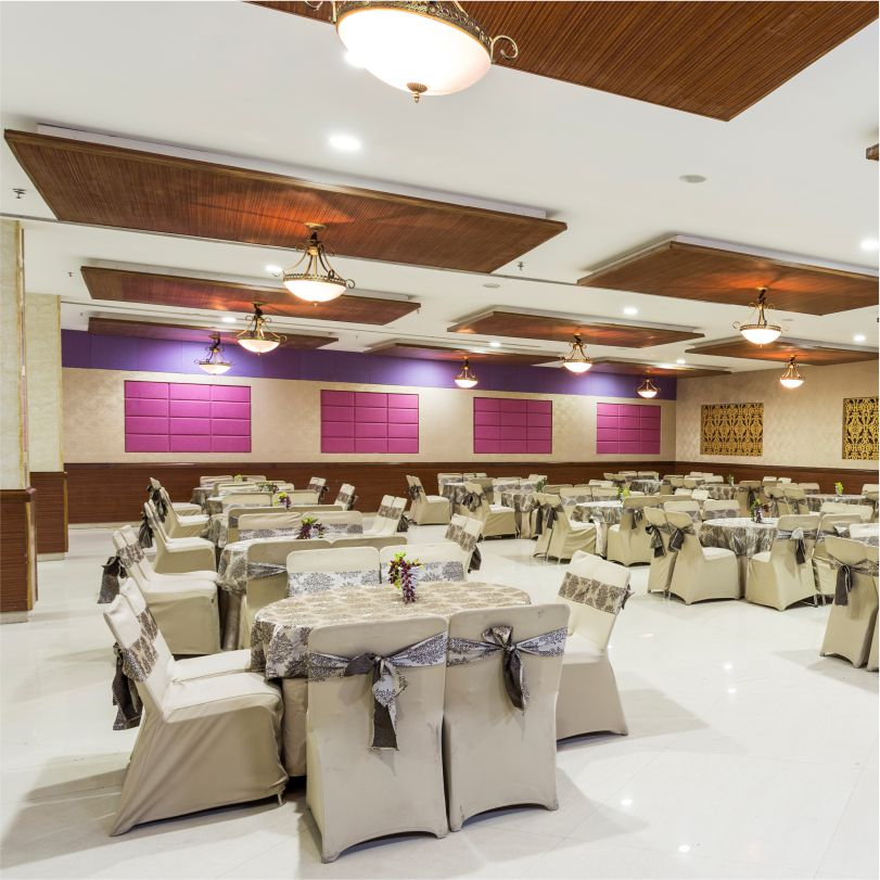 Hotel Website Creative - Square - Imperial hall - 4