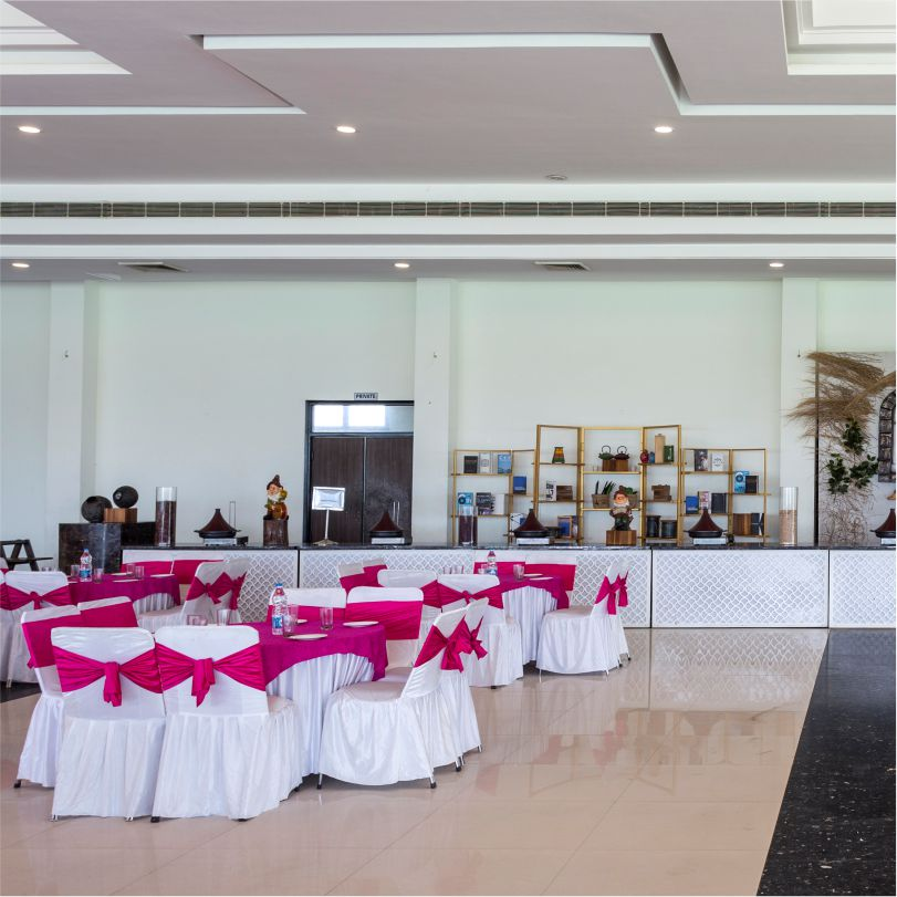 Hotel Website Creative - Square - MM Hall - 3