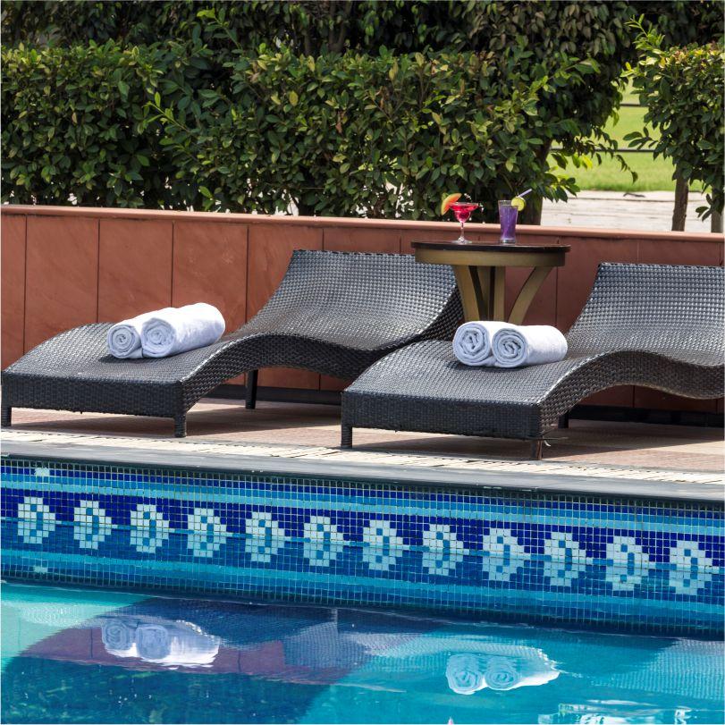 Hotel Website Creative - Square - Swimming Pool - 3
