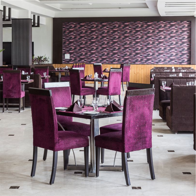 Hotel Website Creative - Square - Zaafran - 1